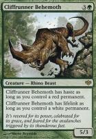 Conflux: Cliffrunner Behemoth