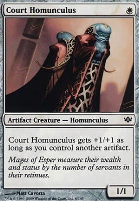 Conflux: Court Homunculus
