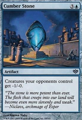 Conflux Foil: Cumber Stone