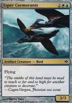 Conflux: Esper Cormorants