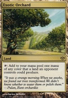 Conflux: Exotic Orchard