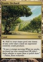 Conflux Foil: Exotic Orchard