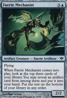 Conflux Foil: Faerie Mechanist