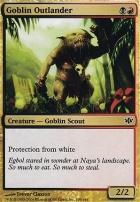 Conflux Foil: Goblin Outlander