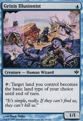Conflux: Grixis Illusionist