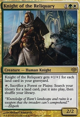 Conflux: Knight of the Reliquary