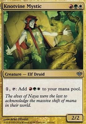 Conflux: Knotvine Mystic