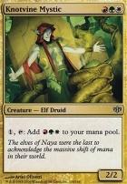 Conflux Foil: Knotvine Mystic