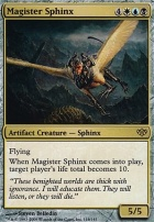 Conflux: Magister Sphinx