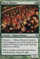 Conflux Foil: Matca Rioters