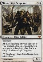 Conflux: Mirror-Sigil Sergeant