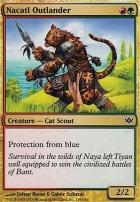 Conflux Foil: Nacatl Outlander