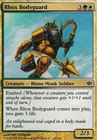 Conflux: Rhox Bodyguard