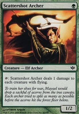 Conflux: Scattershot Archer