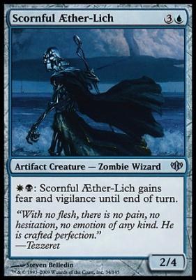 Conflux: Scornful Aether-Lich
