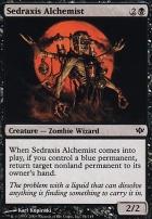 Conflux Foil: Sedraxis Alchemist