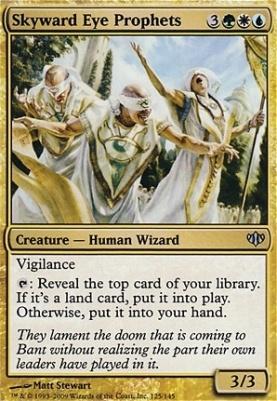 Conflux: Skyward Eye Prophets