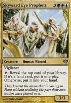 Conflux Foil: Skyward Eye Prophets