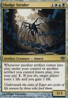 Conflux: Sludge Strider