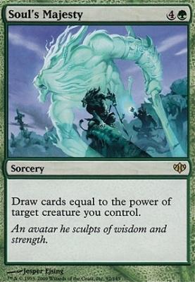 Conflux Foil: Soul's Majesty