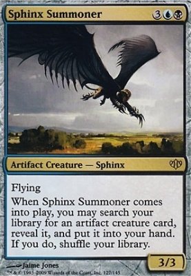 Conflux: Sphinx Summoner