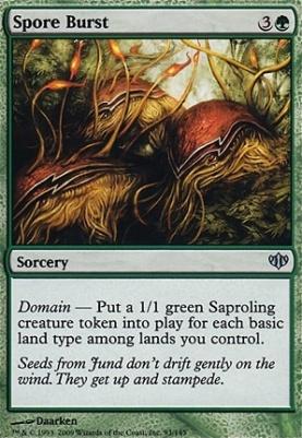 Conflux: Spore Burst
