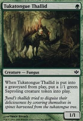 Conflux: Tukatongue Thallid