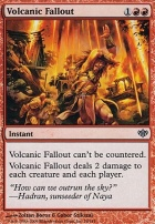 Conflux: Volcanic Fallout