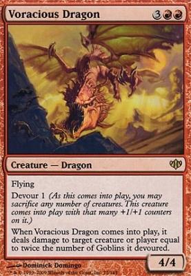 Conflux: Voracious Dragon