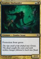Conflux Foil: Zombie Outlander