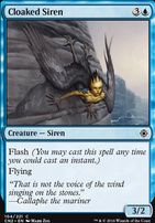 Conspiracy - Take the Crown Foil: Cloaked Siren