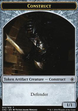 Conspiracy - Take the Crown: Construct Token