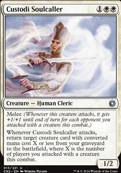 Conspiracy - Take the Crown Foil: Custodi Soulcaller