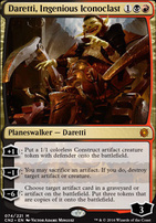 Conspiracy - Take the Crown: Daretti, Ingenious Iconoclast