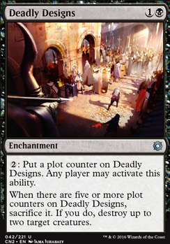 Conspiracy - Take the Crown Foil: Deadly Designs
