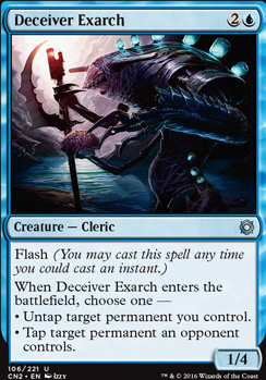Conspiracy - Take the Crown Foil: Deceiver Exarch