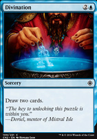 Conspiracy - Take the Crown Foil: Divination
