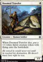 Conspiracy - Take the Crown Foil: Doomed Traveler
