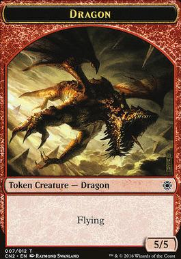 Conspiracy - Take the Crown: Dragon Token
