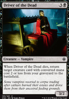 Conspiracy - Take the Crown Foil: Driver of the Dead