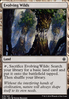 Conspiracy - Take the Crown Foil: Evolving Wilds