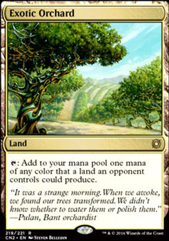 Conspiracy - Take the Crown Foil: Exotic Orchard