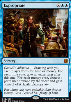 Conspiracy - Take the Crown Foil: Expropriate
