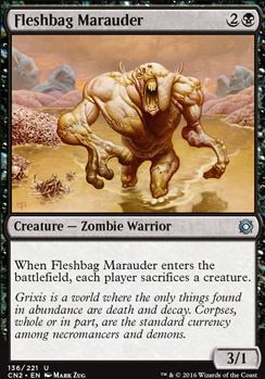 Conspiracy - Take the Crown: Fleshbag Marauder