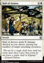 Conspiracy - Take the Crown Foil: Hail of Arrows