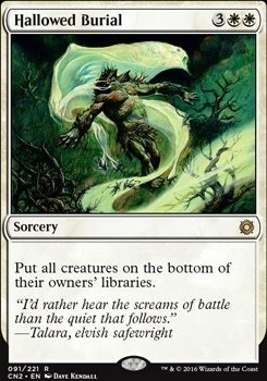 Conspiracy - Take the Crown Foil: Hallowed Burial