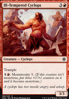 Conspiracy - Take the Crown: Ill-Tempered Cyclops