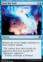 Conspiracy - Take the Crown Foil: Into the Void