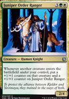 Conspiracy - Take the Crown: Juniper Order Ranger