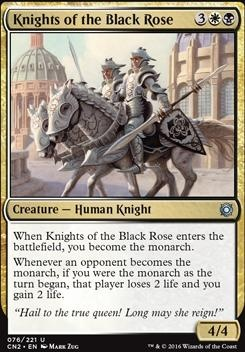 Conspiracy - Take the Crown: Knights of the Black Rose